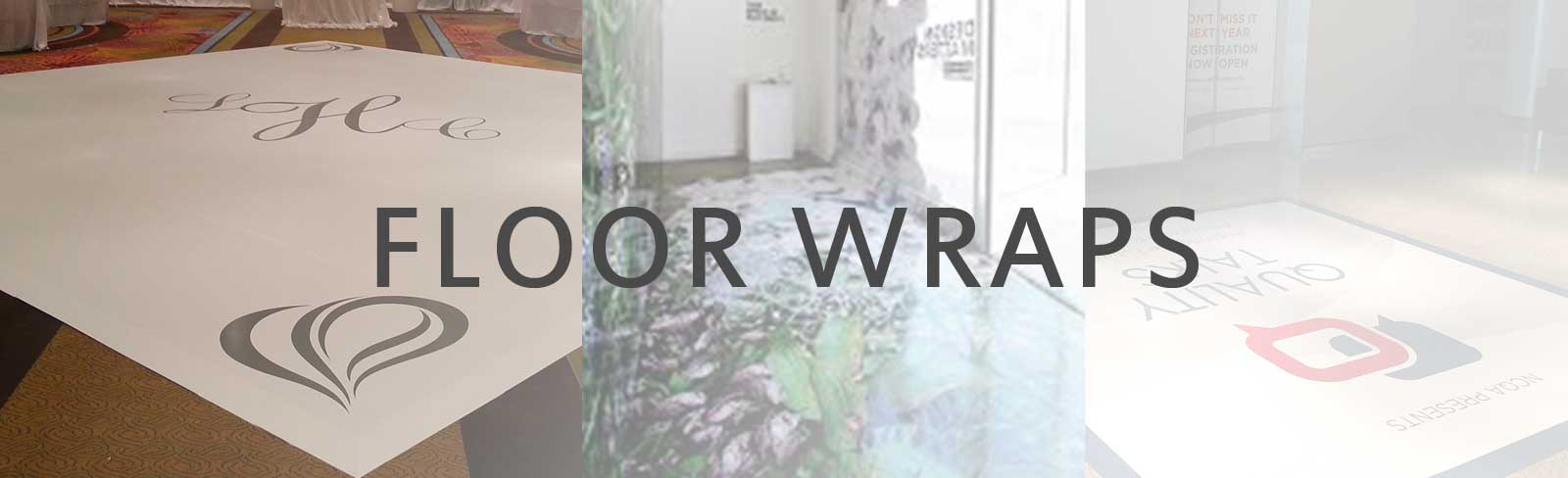 floor and stair wraps